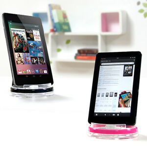 myrin-USB-Sync-Charge-Dock-Crown-Stand-for-Nexus7-amazon-kindle-fire-Black