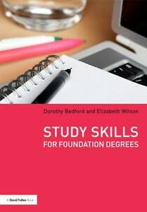 NEW-Study-Skills-for-Foundation-Degrees-by-Dorothy-Bedford