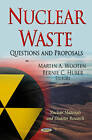 Nuclear Waste: Questions & Proposals by Nova Science Publishers Inc (Hardback, 2012)
