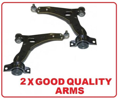 FOCUS MK1 1.4 1.6 1.8 1998-2004 FRONT LOWER WISHBONE SUSPENSION CONTROL ARMS X 2