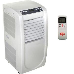 Slim Compact Portable Air Conditioner Room Ac