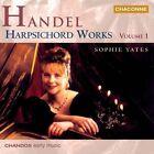 George Frederick Handel - Handel: Harpsichord Suites Nos. 1-6 (1999)