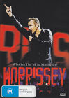 Morrissey - Who Put The 'M' In Manchester (DVD, 2005)