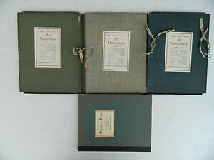 A-Treasury-of-American-Prints-amp-Series-of-3-Sets-Portfolio-of-Art-Masterpieces