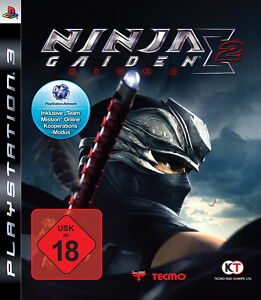 Ninja Gaiden: Sigma 2 (Sony PlayStation 3, 2009) - Adlkofen, Deutschland - Ninja Gaiden: Sigma 2 (Sony PlayStation 3, 2009) - Adlkofen, Deutschland