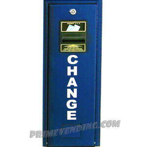 money change machine locations