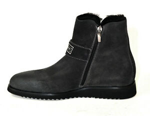 Bagatto Suede Italian Boots Winter Collection NEW Fur Sizes 5,9,10