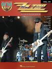 Guitar Play-Along: ZZ Top: Volume 99 by Hal Leonard Publishing Corporation (Paperback, 2010)