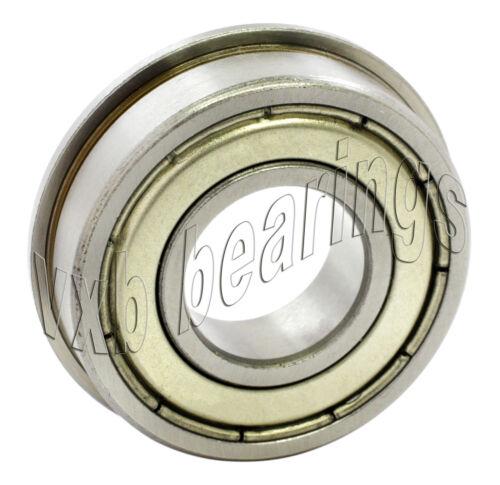Flanged Ball Bearing F625 ZZ Z 2Z 5mm Shielded