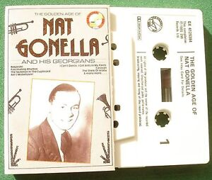 Nat-Gonella-His-Georgians-Golden-Age-Of-Cassette-Tape-TESTED