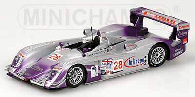 AUDI R8 AUDI SPORT UK TEAM WINNER SEBRING 2004 by Minichamps   400041328