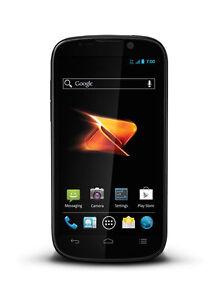ZTE Warp Sequent N861 - 4GB - Black (Boost Mobile) Smartphone