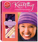 Knitting by Anne Akers Johnson (Mixed media product, 2013)
