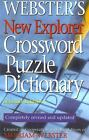 Webster's New Explorer Crossword Puzzle Dictionary (2005, Hardcover)