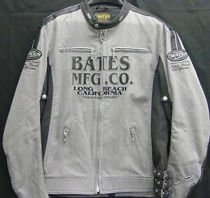 Bates leather jacket