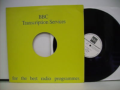 THE ALARM IN CONCERT BBC TRANSCRIPTION SERVICES 1986 LP