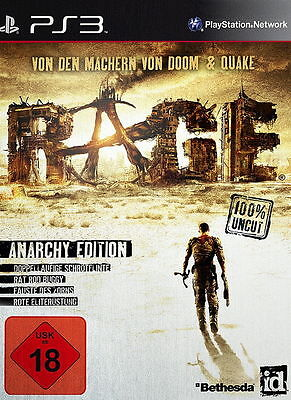 Rage - Playstation 3 Steelbook