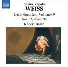 Silvius Leopold Weiss - Weiss: Lute Sonatas, Vol. 9 (2008)