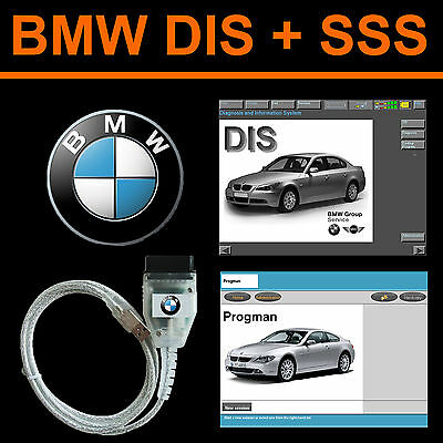 BMW GT1 OBD Diagnostic interface K+DCAN using BMW DIS v57 & SSS v32