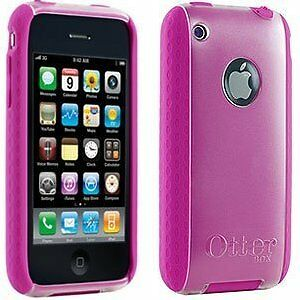 New-OEM-OtterBox-Commuter-TL-Case-Cover-for-Apple-iPhone-3G-3GS-Pink-Retail
