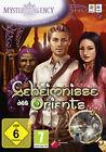 Mystery Agency: Geheimnisse des Orient (PC/Mac, 2011, DVD-Box)