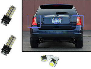 how to change stop lights ford edge 2012