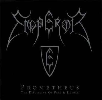 EMPEROR - Prometheus ALBUM COVER POSTER 12x12