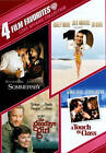 Love Affairs Collection: 4 Film Favorites (DVD, 2011, 2-Disc Set)