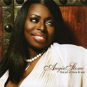 ANGIE-STONE-The-Art-Of-Love-War-CD-BRAND-NEW