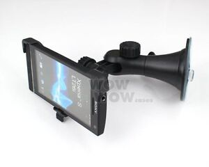 Car-Swivel-Mount-Suction-Holder-Windshield-Support-for-Sony-Xperia-S-Lt26i