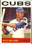 1964 Topps Billy Williams Chicago Cubs #175 Baseball Card