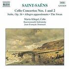 Camille Saint-Saens - Saint-Saëns: Cello Concertos Nos. 1 & 2 (1997)