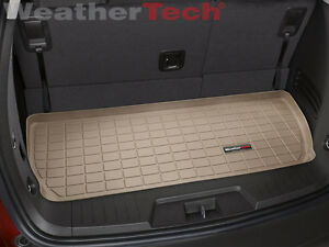 WeatherTech Cargo Liner for Buick Enclave - Behind 3rd Row ...