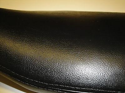 Black Vinyl Dash Pad with hardware 1955-1956 Chevrolet