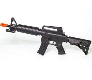 NEW-M4-A1-M16-TACTICAL-ASSAULT-SPRING-AIRSOFT-RIFLE-PELLET-SNIPER-GUN-6mm-BB-AIR