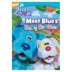 Blues Room - Meet Blues Baby Brother (DVD, 2006) | eBay