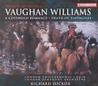 Ralph Vaughan Williams - : A Cotswold Romance; Death of Tintagiles (1998)