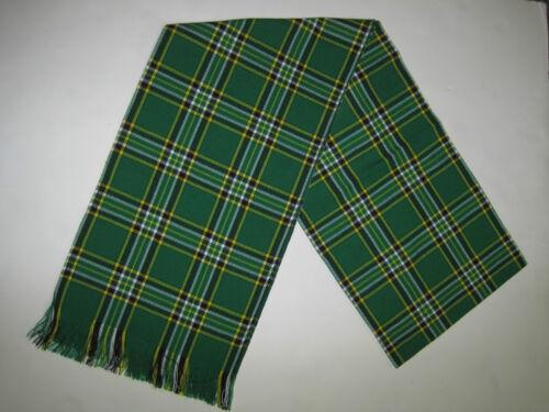 """Ladies Irish Heritage Tartan Sash 90/"""" X 11/"""""""