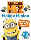 Despicable Me 2: Make a Minion Reusable Sticker Book by Kirsten Mayer (Paperback, 2013)