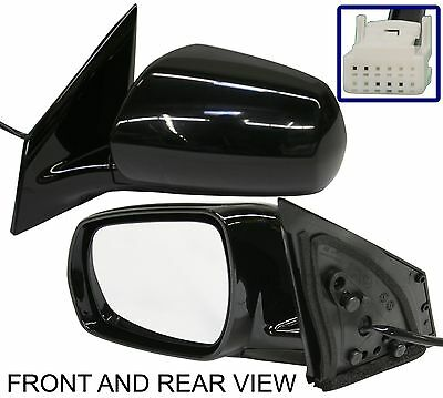 NEW Power Heated Driver Side Side View Mirror for 05-07 NISSAN MURANO