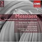 Olivier Messiaen - : Turangalîla-Symphonie; Quatuor pour la fin du temps (2005)