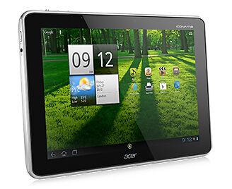 Acer Iconia A701 64GB, WLAN + 3G (Entsperrt), 25,7 cm (10,1 Zoll) - Schwarz