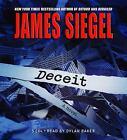 Deceit by James Siegel (2006, CD, Abridged)