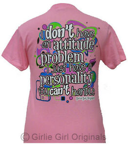 Girlie-Girl-Originals-PERSONALITY-Pink-shortsleeve-t-shirt