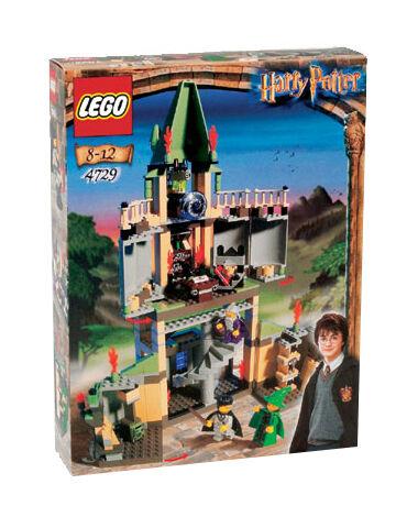 LEGO HarryPotter Dumbledores Büro (4729) Principal´s office Dumbledore