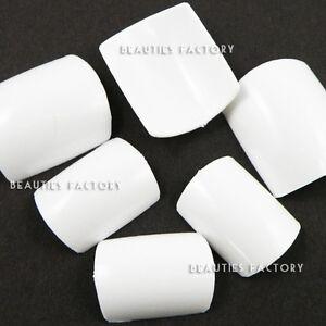 500-pcs-x-White-Colour-False-Toenails-Toe-Nail-Pedicure-amp-Glue-44