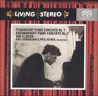Tchaikovsky: Concerto No. 1; Rachmaninoff: Concerto No. 2 (2004)