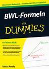 BWL-Formeln Fur Dummies by Tobias Amely (Paperback, 2012)