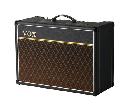 vox ac15c1 15 watt guitar amp for sale online ebay. Black Bedroom Furniture Sets. Home Design Ideas