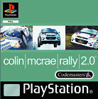 Colin McRae Rally 2.0 (Sony PlayStation 1, 2000)